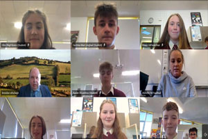 Virtual Open Night for Parents and 6th class pupils
